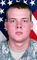 Army Sgt. Mikeal W. Miller  Died January 27, 2008 Serving During Operation Iraqi Freedom  22, of Albany, Ore.; assigned to the 3rd Squadron, 61st Cavalry Regiment, 2nd Brigade Combat Team, 2nd Infantry Division, Fort Carson, Colo.; died Jan. 27 at the National Naval Medical Center, Bethesda, Md., of wounds sustained in Baghdad on July 9, 2007, when the vehicle he was in encountered an improvised explosive device.