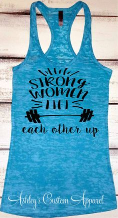 Womens Fitness Tank Top - Strong Women - Workout Tank Top - Gym Motivation - Girls Who Lift - Fitness Gifts - Inspirational Tank - Weights - https://www.etsy.com/listing/254128542/womens-fitness-tank-top-strong-women?utm_source=Pinterest&utm_medium=PageTools&utm_campaign=Share