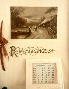 Antique Greeting Card Rare Antique by happenstanceNwhimsy on Etsy, $7.00