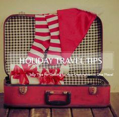 The holidays can be a hectic time, but throw long-distance travel with kids into the mix and you've got a recipe for a high-stress experience that's not so merry and bright. It doesn't have to be that way, though. Whether you're traveling by car or plane, here are some tips to keep everyone full of joy and good cheer.