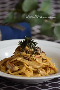 Pasta Soup, Pasta Noodles, Japanese Food, Easy Meals, Easy Recipes, Spaghetti, Dessert Recipes, Food And Drink, Keto