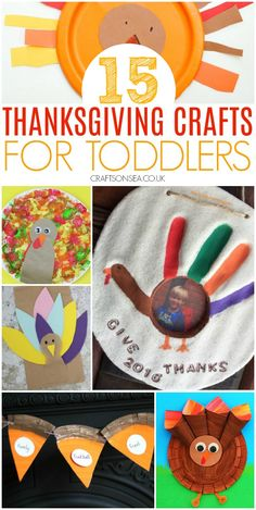 Easy and Fun Thanksgiving Activities for Toddlers! Kids crafts and activities for toddlers and preschoolers. The most fun Thanksgiving activities for toddlers. Easy to set up ideas with crafts, coloring pages, sensory play, fine motor activities and more. Thanksgiving Crafts For Toddlers, Thanksgiving Crafts For Kids, Thanksgiving Activities, Thanksgiving Table, Toddler Crafts, Diy Crafts For Kids, Fun Crafts, Kids Diy, Decor Crafts