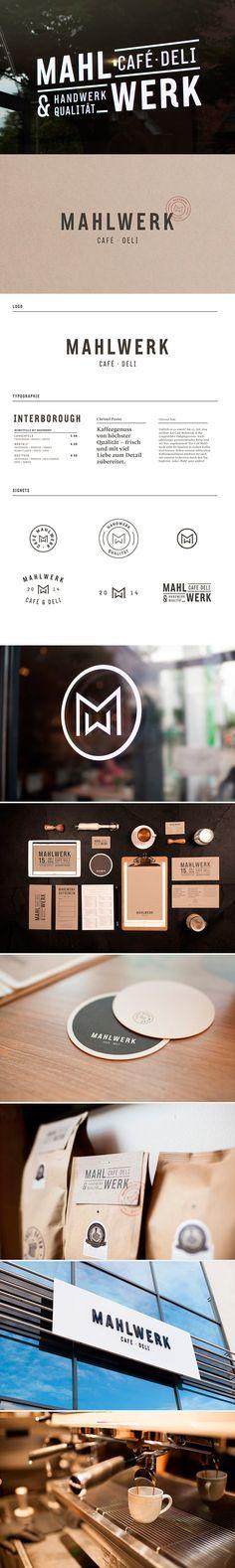 identity / MAHLWERK cafe
