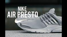 the best attitude 69f81 17472 NIKE Air Presto Premium Mens Running Trainers 848141 001 METALLIC SILVER  PURE PLATINUM