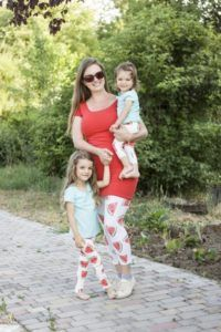 Great tutorial for leggings without pattern!