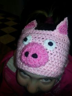 Piggy headband :)