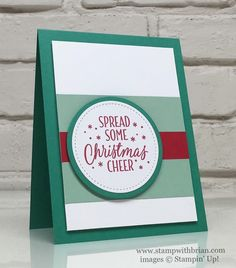 Joanne James is hosting this week's Paper Players color challenge – Mint Macaron, Emerald Envy and Real Red. What a beautiful combination. I initially thumbed through my Presents and …