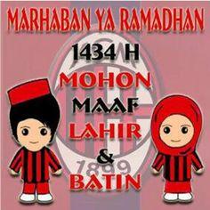 Benvenuto Ramadhan , Marhaban ya Ramadhan...   Jika hati seputih awan jangan biarkan ia mendung jika hati seindah bulan hiasi dengan senyuman Marhaban Ya Ramadhan Selamat Menunaikan Ibadah Puasa Mohon Maaf Lahir Dan Bathin
