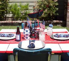 Americana Style Block Party  Photo #4