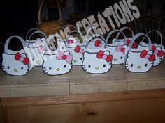 bd420c49669a 6 Hello kitty goodie favor bags birthday party by birthdayparty2