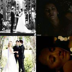 #TVD 6x21|8x15 - #AlaricSaltzman #JosetteLaughlin #ElenaGilbert #DamonSalvatore #StefanSalvatore #CarolineForbes #BonnieBennett
