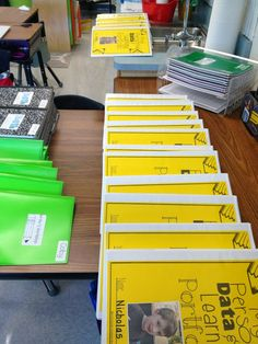 Tunstall's Teaching Tidbits: Guided Math Freebie and Sight Word Tracking Student Data Binders, Data Folders, Student Self Assessment, Student Portfolios, Writing Folders, New School Year, Beginning Of School, School Fun, School Ideas