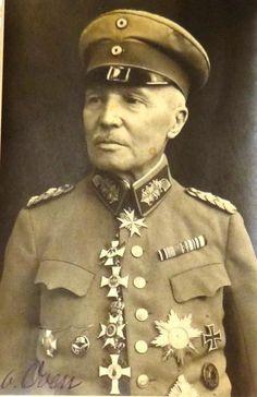 General der Infanterie Ernst von Oven --- Ernst Friedrich Otto von Oven (3 February 1859 in Haus Velmode, Kreis Hamm 21 May 1945 in Goslar). http://home.comcast.net/~jcviser/akb/oven.htm