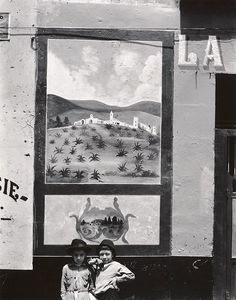 Pulquería, Mexico City, 1926. Edward Weston.