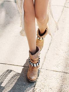 Free Bird by Steven Jupiters Darling Ankle Boot at Free People Clothing Boutique