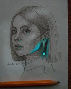 Ellen Sheidlin by Chertkova Lena