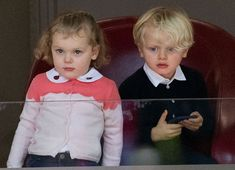 Newmyroyals: Princess Gabriella and Prince Jacques of Monaco celebrate their third birthdays, December 10, 2017 (b. December 10, 2014)