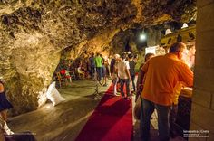 Inside the church, built inside the rock. (CC-BY-SA The Rock, Religion, Rock, Religious Education