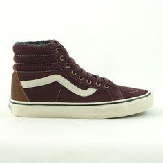 ba7c290565ea4 Vans Sk8 Reissue Unisex Alte Suede - new collection A I 2014-15  vans   sneakers  skate  skateboard  skateboarding