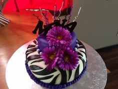 chocolate birthday cakes 4 a 16 year old girl | made it for a girls 11 year old birthday party. Red Velvet cake and ...
