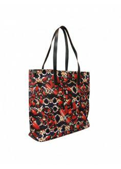 PAPRIKA EDITION SNAKE PIT SHOPPER BAG RED £95.00  bag  shopper Shopper Bag b715216577f91