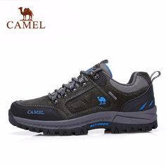 Camel Outdoor Genuine Leather Men s Quality Mountaineering Shoes Footwear Wearing Cross Country Genuine Leather Shoes. Click visit to buy #Hiking #Shoes #HikingShoes