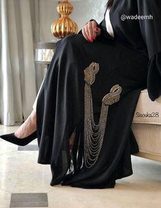 Cheap Formal Dresses, Elegant Dresses For Women, Modest Dresses, Abaya Fashion, Modest Fashion, Fashion Pants, Fashion Dresses, Modern Abaya, Abaya Designs