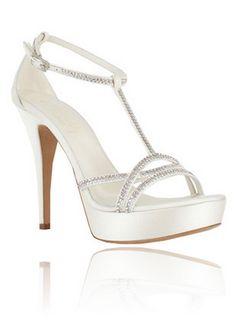 Ivory Wedding Shoes 2012 | Wedding Shoes