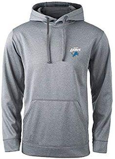 2edd7c410 Amazon.com   Dunbrooke Apparel NFL Detroit Lions Champion Tech Fleece  Hoodie