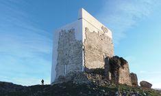 Architecture   Matrera Castle - Carquero Arquitectura - photo credit: Carlos Quevedo Rojas