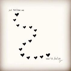 """759 """"Μου αρέσει!"""", 10 σχόλια - Read.Jeca (@read.jeca) στο Instagram: """"...the power of following your heart... never fails... ❤️... #wordsofig #readjeca #typewriterpoem…"""""""