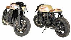Kawasaki ZRX 1100 café racer Garage Cafe, Café Racers, Bike, Vehicles, Motorcycles, Motorbikes, Bicycle, Bicycles, Car