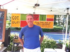 Got Soup?   Right to your home Fresh and organic  - Chef Baxter