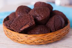 Chocolate & Nutella Surprise Muffins