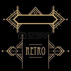 Stock Images similar to ID 148807868 - art deco geometric pattern . art deco Similar Images, Stock Photos & Vectors of Art deco geometric pattern style) - 148807868 Art Deco Illustration, Illustration Tattoo, Tattoo Illustrations, Pattern Illustration, Motif Art Deco, Art Deco Pattern, Art Deco Design, Digital Scrapbook Paper, Bullet Journal Ideas Pages