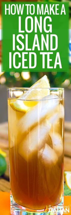 Learn how to make a long island iced tea - it's one of the best easy cocktails for a party! With 5 types of liquor, this lit drink packs a punch! #LongIslandIcedTea #Cocktail #HowTo Party Drinks, Wine Drinks, Alcoholic Drinks, Beverages, Refreshing Drinks, Summer Drinks, Summer Parties, Tea Parties, Easy Cocktails
