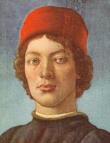 Giaovanni il Popolano - Botticelli