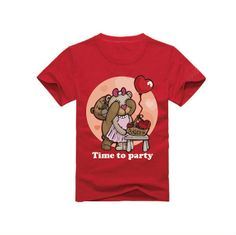 Time To Party T-Shirt for children  ...