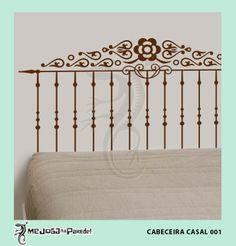 Cabeceira Casal 001 http://mejoganaparede.com.br/index.php/cabeceiras-cama-box