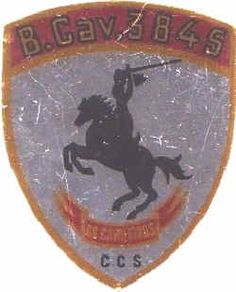 Companhia de Comando e Serviços do Batalhão de Cavalaria 3845 Angola