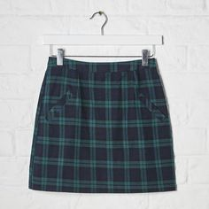 #ARKLOVES  RESTOCK IT Like it's hawt. The perfect little tartan piece? Yup. #fave  Hearts & Bows Prima Skirt / £22 / Code: 087458  #sunday #tartan #fashion #trending #babe #skirt