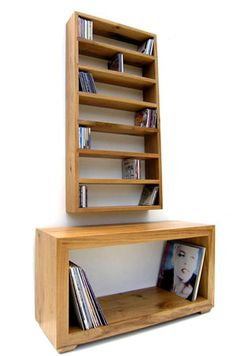 14 best cd rack images cd holder shelving brackets cd racks rh pinterest com