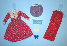 BARBIE Japanese Exclusive Outfit #2626  COMPLETE