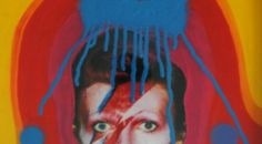 Stefano Ottaviani  David Bowie 1 € 180 #arteonlineshop #art