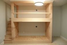bunk beds built into wall built in for around loves bunk beds made in the wall
