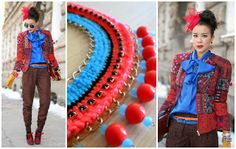 My inspiration - Tamara Gonzalez Perea and 4 new necklaces