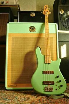 if I still played bass I would have to have this its an amazing colour Lucy x