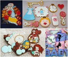 Fairy Tale Baby Cookies 2