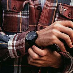 "Drevené hodinky XO ""Ebony"" Wooden Watch, Daniel Wellington, Watches, Accessories, Wooden Clock, Wristwatches, Clocks, Jewelry Accessories"