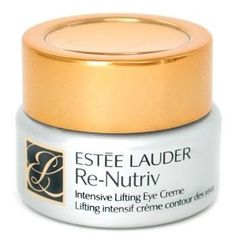 Estee Lauder Re-nutriv Intensive Lifting Eye Cream .17 Oz/5ml Review